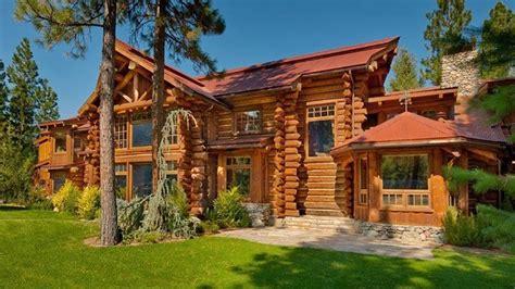 les plus belles maisons en rondin de bois