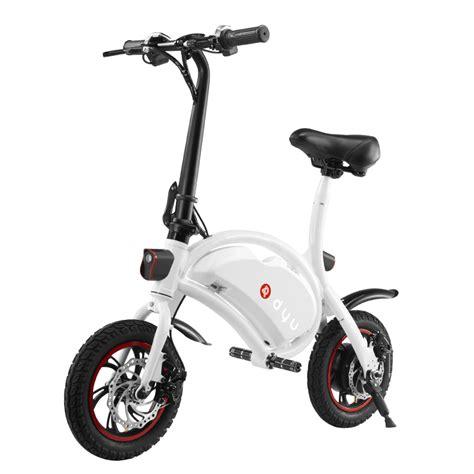 E Bike E Bike by Dyu Smart Bike D1 F Wheel E Bike Icarbot Four Wheel