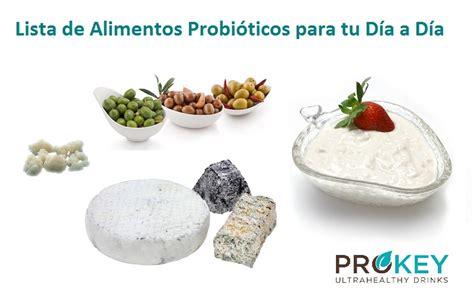 alimentos provioticos lista de alimentos probi 211 ticos que deber 237 as incluir ya en