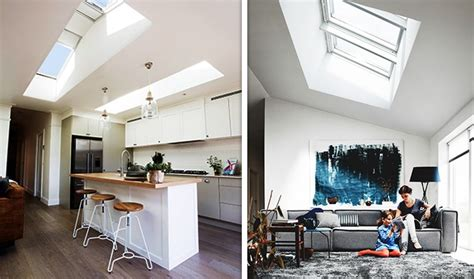 Velux Kitchen Skylights by Solar Skylights To Harness The Sun S Power Homehub