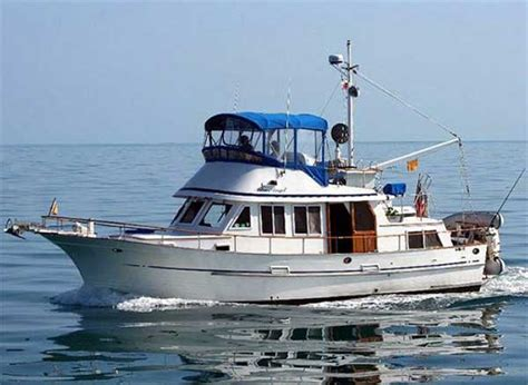 Albin 36 Aft Cabin Trawler by Curtis Stokes Yacht Brokerage 36 Albin Trawler For Sale