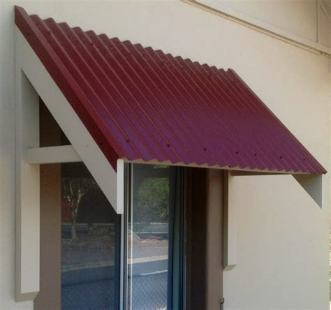 Window Canopy Window Awnings B T Humphrys Property Maintenance