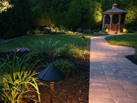 outdoor landscaping lighting landscape lighting ideas hgtv