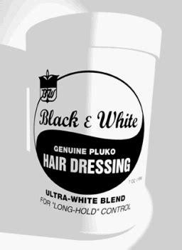 Pomade Black And White black and white pomade 7 oz best pomade for