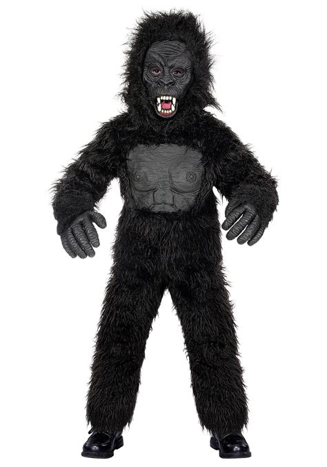 Scary Halloween Decorations To Make At Home by Kids Gorilla Costume