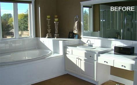 1940s Bathroom Design angie s master bath remodel in colorado hooked on houses