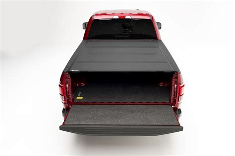 folding truck bed cover bak industries 48307 bakflip mx4 hard folding truck bed