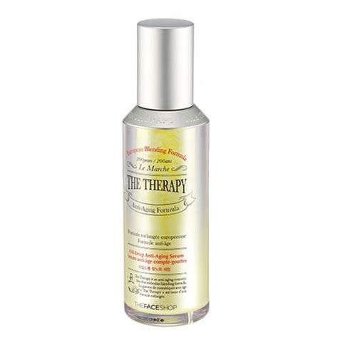 The Shop The Therapy Drop Anti Aging Serum the shop the therapy drop anti aging serum