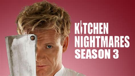 Kitchen Nightmares Season 3 by Kitchen Nightmares Tv Fanart Fanart Tv