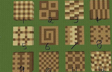 minecraft pattern ideas flooring ideas minecraft project
