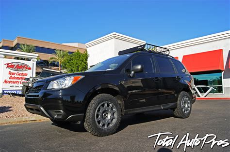 subaru forester rally 2015 subaru forester black 17x8 method race wheels mr502