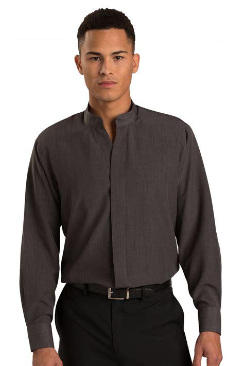 Collar Shirt men s bistro server shirts sharperuniforms
