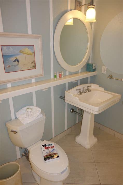 Disney Boardwalk Kitchen Sink - photo tour of the master bedroom and baths of a one bedroom villa at disney s boardwalk villas