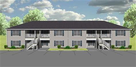 8 unit apartment plan   J778 8