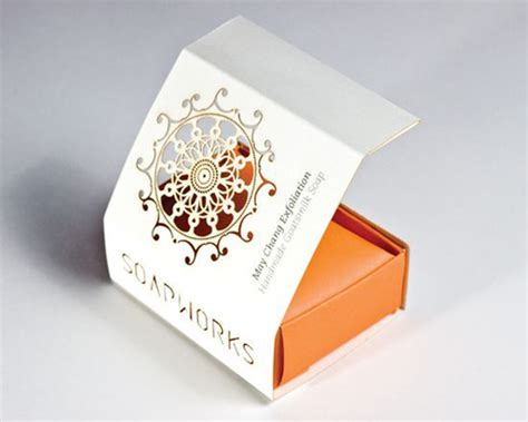 Handmade Soap Packaging - handmade soap packaging above soap box packaging photo