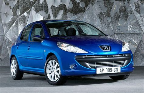 peugeot 206 price peugeot 206 hatchback 2009 2012 reviews technical data
