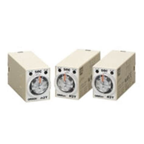 Timer Relay Omron H3y 2 By Wobble h3y solid state timer features omron industrial automation