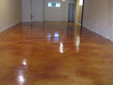 acid stained concrete gallery diamond kote decorative