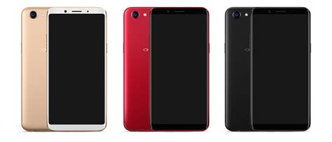 Oppo F5 Gold And Black oppo f5 will use ai to focus on those who are selfie centric