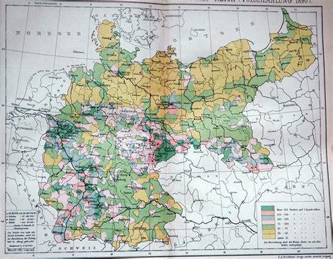 historisches kartenmaterial rvr zeigt wie sich die deutschlandkarte um 1900 deutschlandkarte