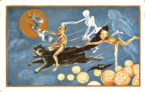printable halloween vintage postcards vintage halloween on pinterest postcards vintage