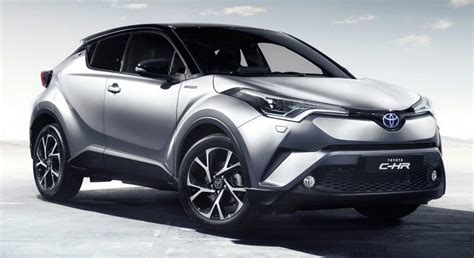 toyota ch r crossover revealed fully at motor show