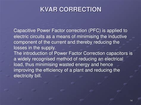 power factor correction capacitors suppliers ppt power factor correction powerpoint presentation id 410981