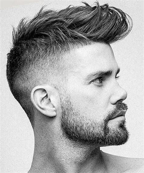 taper fade haircut  men mens fashion fade haircut