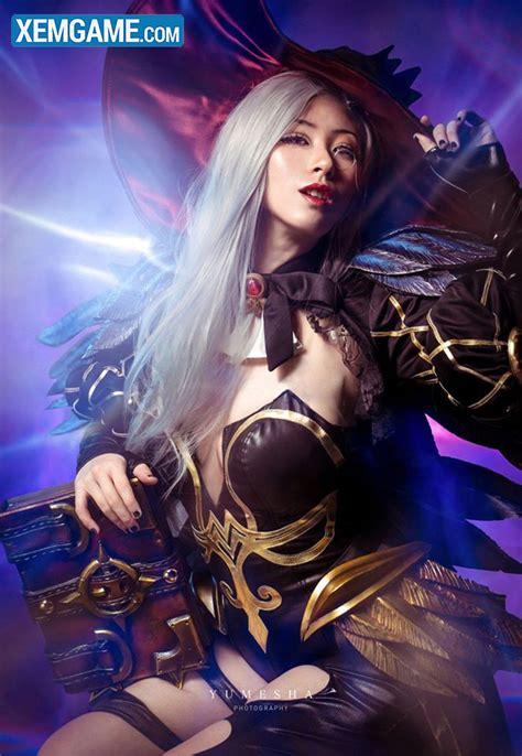 mobile legends bang bang cosplay day ma mi cua alice ma