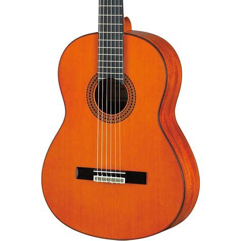 Handcrafted Guitar - yamaha gc12 handcrafted classical guitar cedar ebay