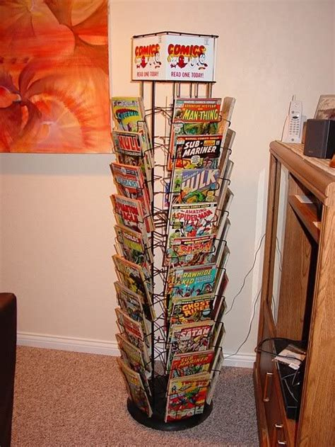 Comic Book Rack by Pin By Jim Gorr On Items Most Wanted