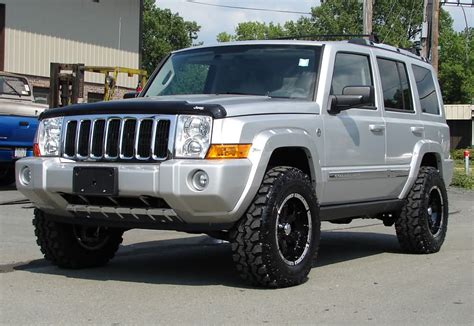 2006 Jeep Commander Lift Kit Cars Inspiration 2006 Jeep Commander Lifted