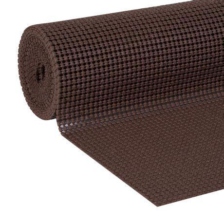 duck brand select grip easy liner chocolate shelf liner