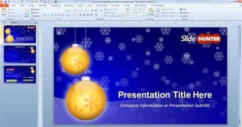 widescreen powerpoint templates widescreen golden balls powerpoint template for