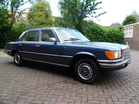 Mercedes 450 Sel by Mercedes W116 450 Sel 1977 Catawiki