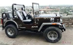 Mahindra Jeep Used Mahindra Jeep 4x4 Classic 5169300915154226