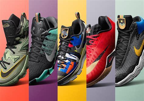 Sepatu Warrior All nba all ajang pamer perusahaan sepatu ditohardanto