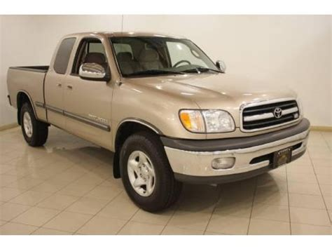 2001 Toyota Tundra Specs 2001 Toyota Tundra Sr5 Extended Cab Data Info And Specs