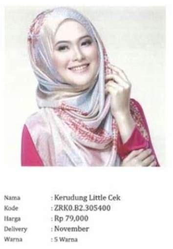 Cleo Instan Jilbab Fashion Muslim Zoya jilbab zoya terbaru dan harga hijaberduit