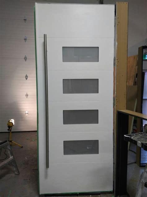modern exterior doors toronto oversized modern exterior double doors by modern doors
