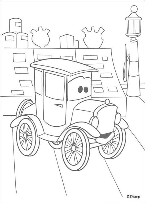 chick hicks coloring page az coloring pages