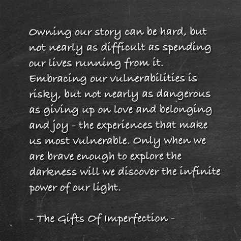 the of imperfection a stress free guide to silencing your inner critic conquering perfectionism and becoming the best version of yourself books 43 best whole hearted living images on bren 233