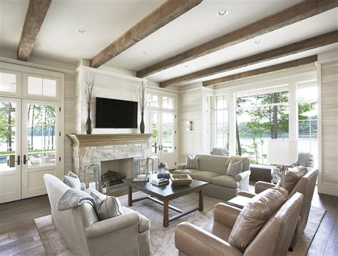 Decorating A Great Room With Fireplace