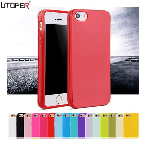 Silicon Sincan For Iphone 5 aliexpress buy utoper coque for apple