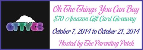 What Can You Buy With Amazon Gift Card - oh the things you can buy 70 amazon gift card giveaway our piece of earth