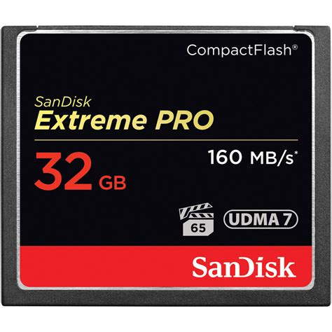 Memory Sandisk Pro 32gb sandisk flash memory card 32gb pro compactflash