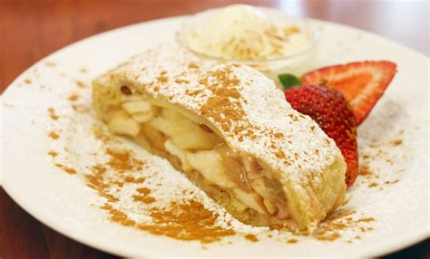 apple austria austrian apple strudel slapped ham