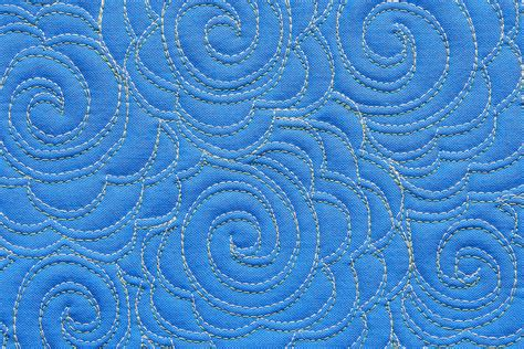 how to free motion quilt swirl designs weallsew bernina quilt motion how to free motion quilt swirl
