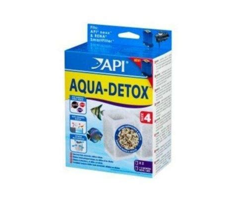 Aqua Detox by Api Rena Nexx Aqua Detox Size 4 Gardensite Co Uk