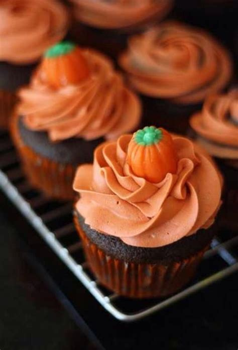 easy fall cupcake decorating ideas cupcake ideas yum yum